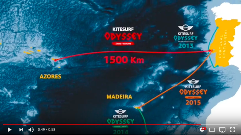 Kitesurf Odyssey